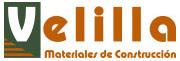Velilla. Materiales de Construcción Logo